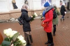 Акция в Хмельницков